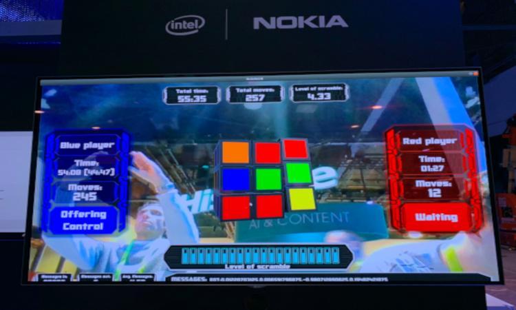 Nokia Enterprise Solutions